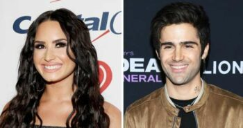 Demi Lovato Is 'Reprogramming' Her Approach to Body Image With Max Ehrich's Help – MSN Money