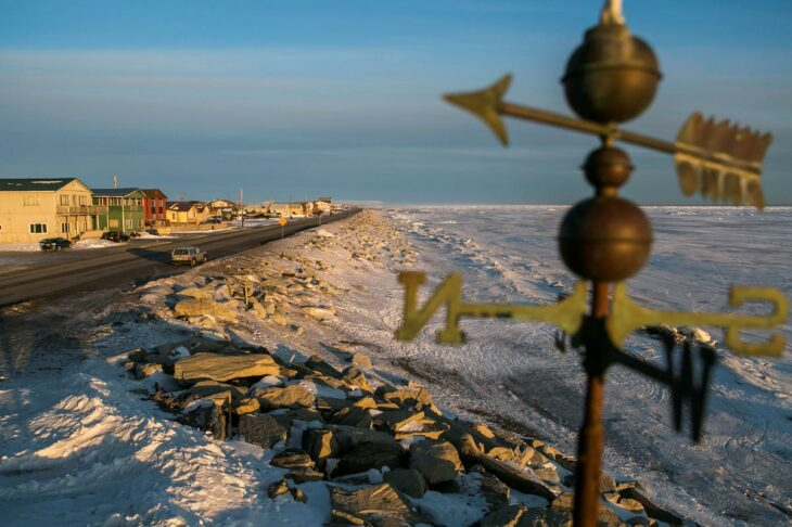 Winter sea ice in Bering Sea reached lowest levels in millennia: study – Reuters Canada