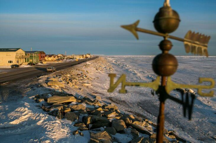 Winter sea ice in Bering Sea reached lowest levels in millennia-study – Reuters
