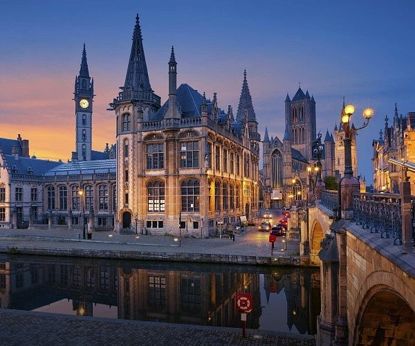 Historical cities in Belgium which are worth a visit