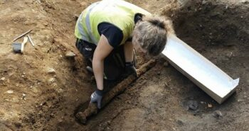 Viking Sword Dug Up in Norway Likely Belonged to a Left-Handed Warrior