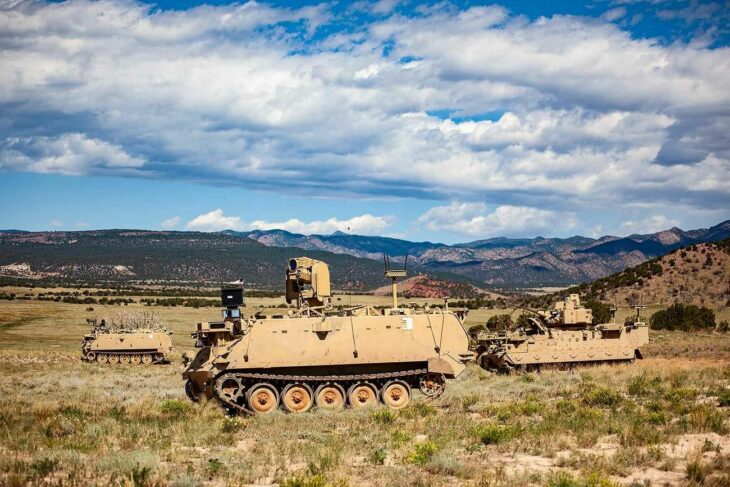 Soldiers Have Ideas for the Army on How to Improve the Future Robotic Combat Vehicle