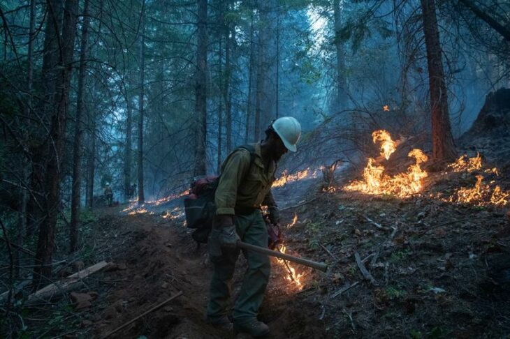 Thousands of Oregon evacuees shelter from wildfires as U.S. disaster declared – Reuters UK
