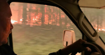 A Desperate Bid for Survival as Fire Closed In on an Oregon Mountain Town