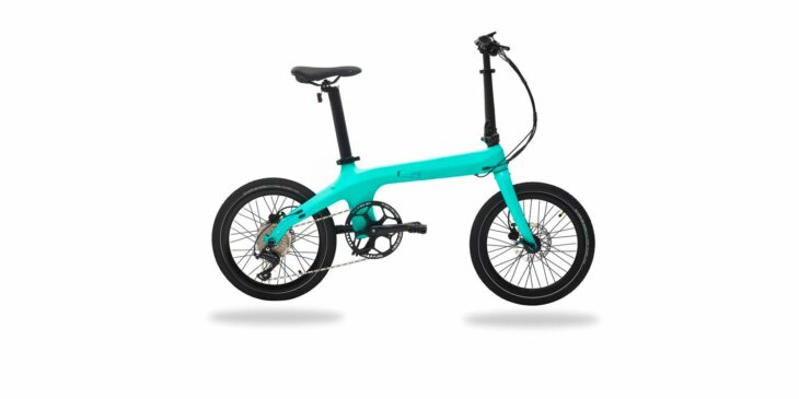 Believe it or not, this new carbon fiber electric bike costs under $1k