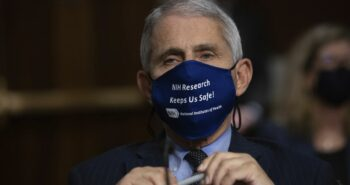 The Latest: Dr. Fauci cautions against pandemic fatigue