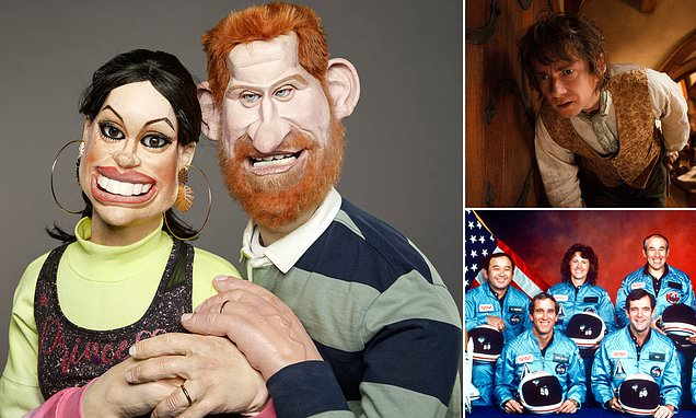 From Spitting Image to The Hobbit and a Challenger documentary: The best on demand TV this week