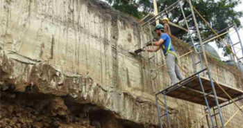 New data on a volcanic eruption that scattered ash across Mayan lands